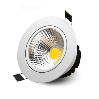 LED 5 WATT TILTABLE HIGH POWERED LED DOWNLIGHT 3000K (copy) (copy)