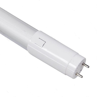 LED T8 20W 120cm aluminum plast 90lm/W 6400K
