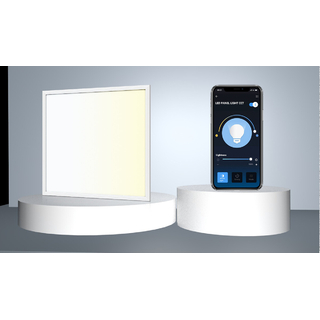 Smart Back-lit panel 60 x 60 cm CCT smartlampa