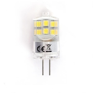 LED G4 2W kallvit 6500K