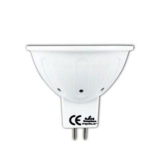 LED 6W MR16 GU5.3 12V varmvit 3000K
