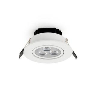 LED 3 W Downlight dimbar Kallvit 6000K