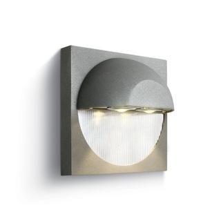 Vägglampa 2 x 1W Varmvit 3000K