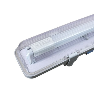 LED Armatur T8 singel LED Belysning TRI-PROOF
