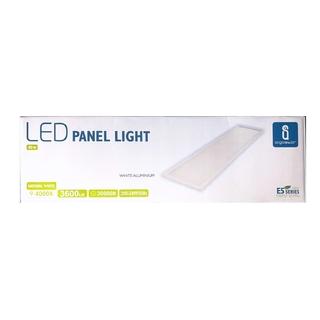 LED Panel 40W 120 x 30 cm 4000K Neutralvit