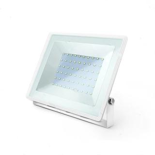 LED Strålkastare 50W Vit