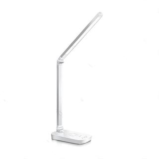 Bordslampa med trådlös Qi-laddning