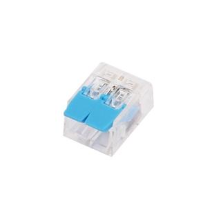 100 Pack Kabel block, skarvdon typ wago