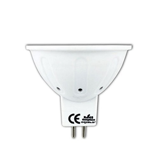 LED 4W MR16 GU5.3 12V varmvit 3000K