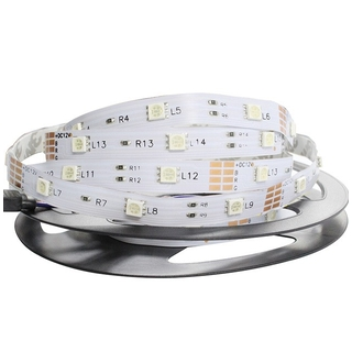 LED List inomhus RGB 10m