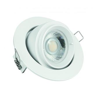 Infälld spotlight GU10
