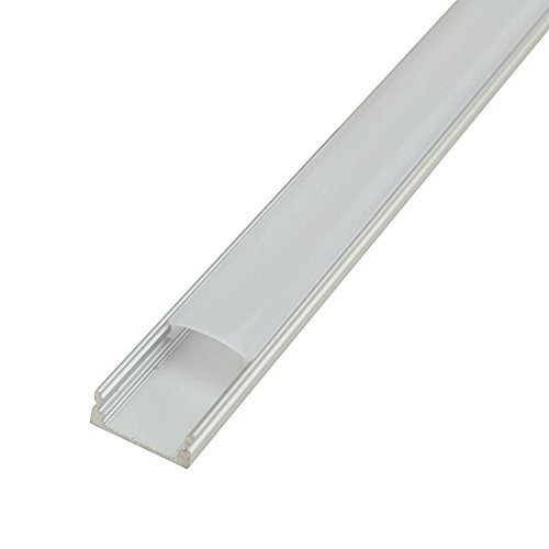 Fantastisk Alu ledlist   Led Profiler   LED Strips   LED Grossisten ZO-64